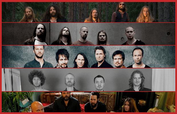 Lär dig om bästa band i Sverige